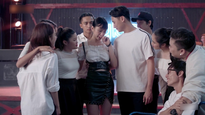 Glee Việt tập 7: Yaya Trương Nhi và Đỗ An cãi vả đến mức muốn đánh nhau - ảnh 22