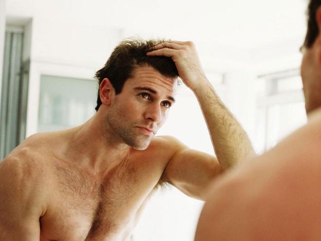 Loại hormone được tình nghi là thủ phạm gây nên chứng hói đầu ở con trai là gì? - ảnh 4