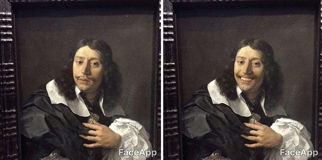 Cười té ghế với loạt ảnh tươi tắn của các thanh niên nghiêm túc trong bảo tàng - Ảnh 2.