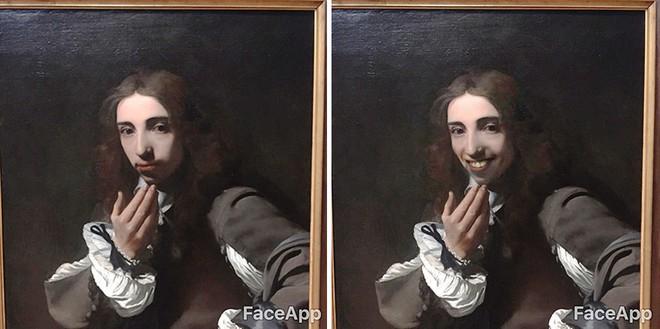 Cười té ghế với loạt ảnh tươi tắn của các thanh niên nghiêm túc trong bảo tàng - Ảnh 4.