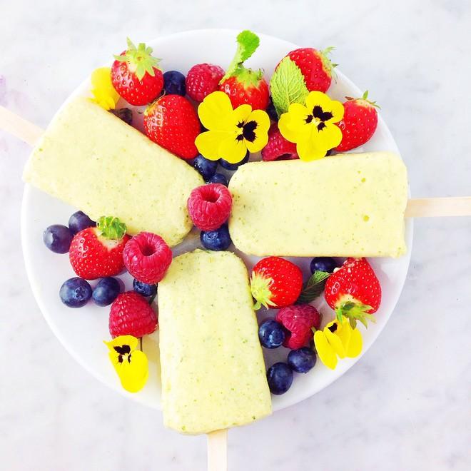 Công thức kem chanh bạc hà huyền thoại cực dễ làm để hạ nhiệt mùa hè - ảnh 8