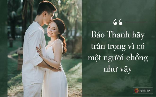 Vững chí đứng về phía vợ giữa giông bão: Bảo Thanh hãy trân trọng vì có một người chồng như vậy! - Ảnh 3.