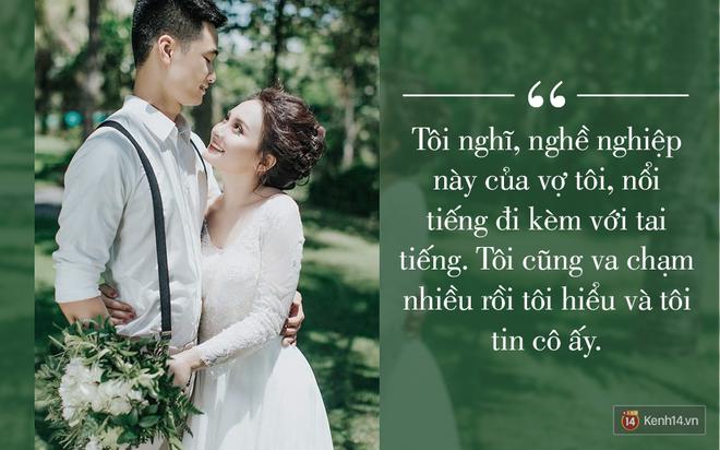 Vững chí đứng về phía vợ giữa giông bão: Bảo Thanh hãy trân trọng vì có một người chồng như vậy! - Ảnh 2.
