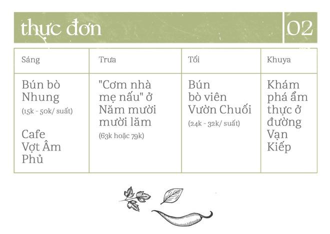 Thực đơn 1 ngày ở Sài Gòn: Ăn gì để bao no mà lại ra chất Sài Gòn? - Ảnh 6.