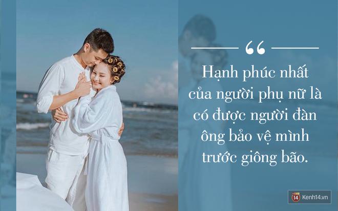 Vững chí đứng về phía vợ giữa giông bão: Bảo Thanh hãy trân trọng vì có một người chồng như vậy! - Ảnh 1.