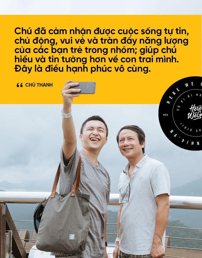 Bạn chọn ai khi muốn đi du lịch, cậu con trai Nghệ An 24 tuổi này rủ ông bố 60 tuổi, và họ có những trải nghiệm cùng nhau lần đầu tiên! - Ảnh 11.