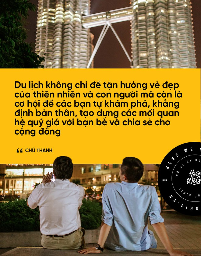 Bạn chọn ai khi muốn đi du lịch, cậu con trai Nghệ An 24 tuổi này rủ ông bố 60 tuổi, và họ có những trải nghiệm cùng nhau lần đầu tiên! - Ảnh 17.