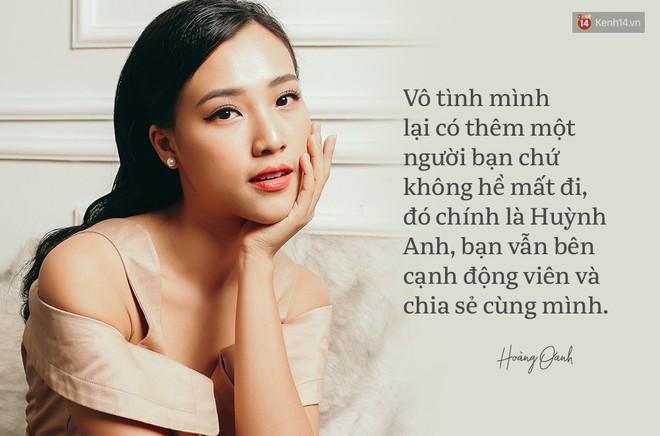 Hoàng Oanh và những câu nói chạm đến trái tim về tình yêu đầy xúc cảm, trải nghiệm! - Ảnh 21.