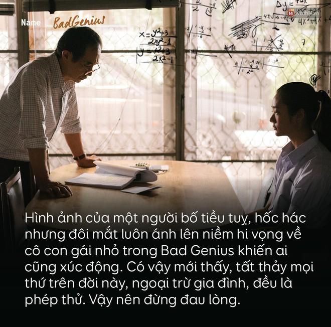 Bad Genius: Câu chuyện về tuổi trẻ, về những sự lựa chọn trong đời và cả những lần đánh mất bản thân mình - ảnh 12