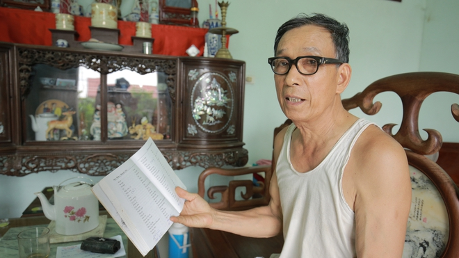 Ít ai biết ở ngay Hà Nội có một ngôi làng mà hàng trăm năm qua, người dân giao tiếp bằng tiếng lóng - Ảnh 2.