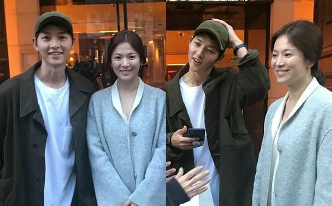Lộ hình thiệp cưới của cặp đôi quyền lực Song Joong Ki và Song Hye Kyo: Không như mong đợi? - Ảnh 2.