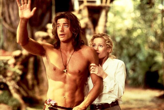 Trai đẹp 6 múi trong George of the Jungle ngày nào giờ đã thành người đàn ông bụng phệ khó nhận ra - Ảnh 1.