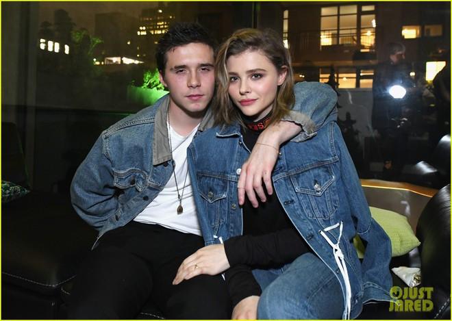 Justin - Selena tái hợp, giờ đến Brooklyn Beckham - Chloe Moretz cũng tình tứ trở lại như chưa từng chia tay - Ảnh 2.