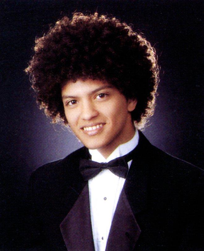 Bruno Mars ngày đó cũng giống hệt như bây giờ