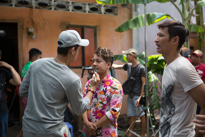 Minh Nhí sợ mình sẽ bị lố khi đóng phim chuyển thể từ kịch - Ảnh 4.