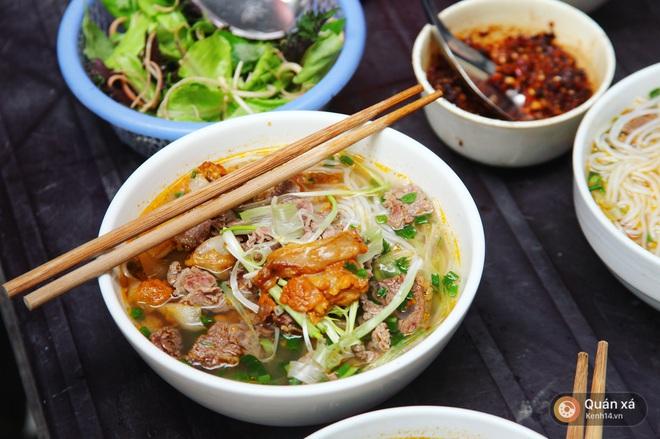 Ở Hà Nội có một món bún rất lạ: đầy ắp thịt bò mà chỉ có 25k - Ảnh 6.