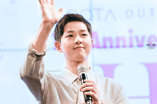 Vừa thổ lộ muốn lập gia đình, Song Joong Ki đã tậu ngay biệt thự hơn 200 tỉ - Ảnh 1.