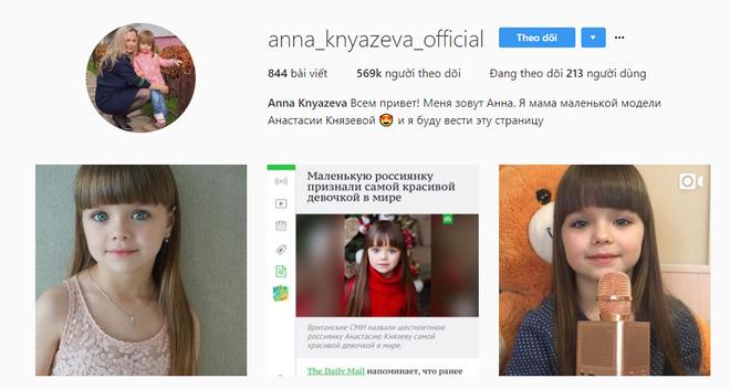 Sự thật đáng buồn phía sau danh xưng Cô bé xinh đẹp nhất thế giới của siêu mẫu nhí người Nga - Ảnh 4.