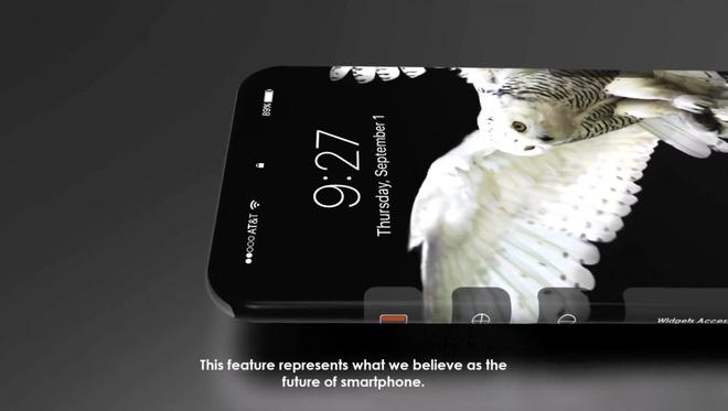 Cận cảnh chiếc iPhone với màn hình khổng lồ, ai nhìn cũng mê - Ảnh 3.