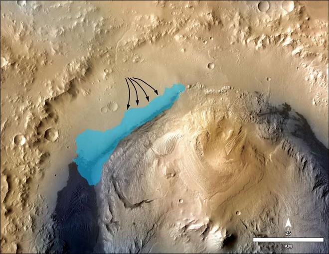 Càng nghiên cứu, khoa học càng thấy Sao Hỏa từng là một nơi đáng sống - Ảnh 2.