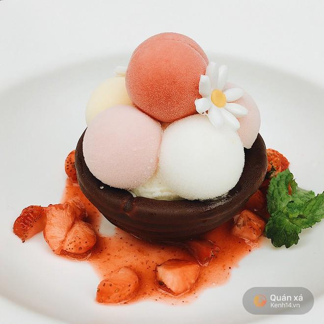 Điểm danh ngay loạt món ngọt mới toanh dành riêng cho mùa Giáng sinh ở Sài Gòn - Ảnh 6.