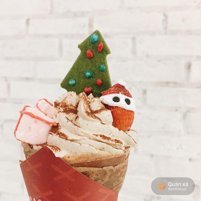 Điểm danh ngay loạt món ngọt mới toanh dành riêng cho mùa Giáng sinh ở Sài Gòn - Ảnh 14.