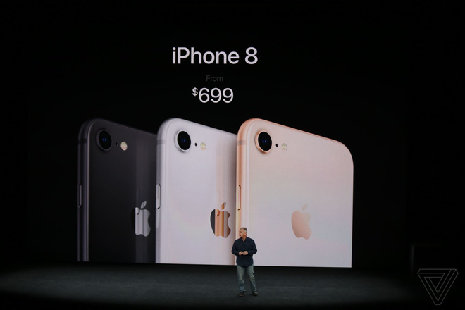 TRỰC TIẾP: Bom tấn iPhone X vừa được Apple giới thiệu với thiết kế không có gì bất ngờ - Ảnh 29.
