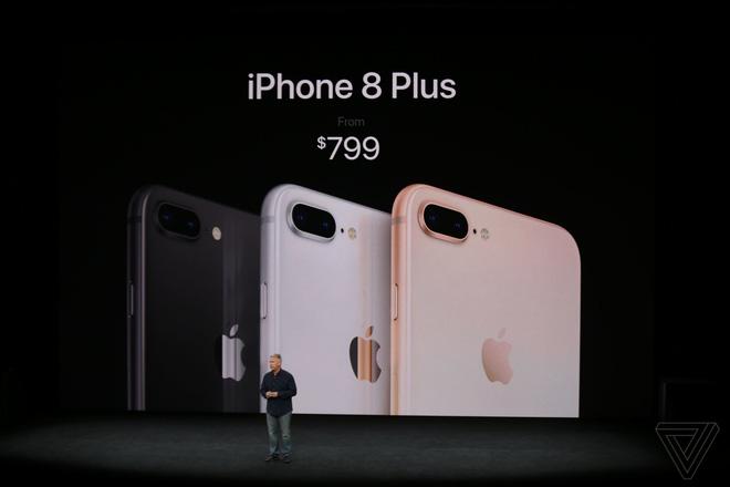 TRỰC TIẾP: Bom tấn iPhone X vừa được Apple giới thiệu với thiết kế không có gì bất ngờ - Ảnh 28.