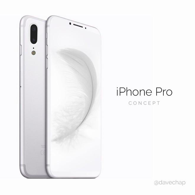Ngắm ý tưởng iPhone Pro đẹp đến nỗi ai nhìn thấy cũng không thể kìm lòng - Ảnh 1.