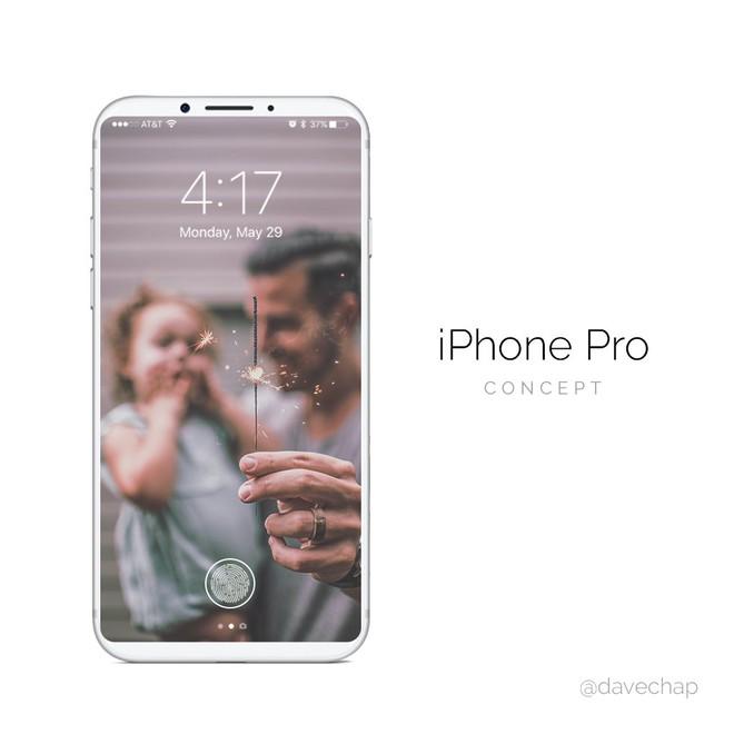 Ngắm ý tưởng iPhone Pro đẹp đến nỗi ai nhìn thấy cũng không thể kìm lòng - Ảnh 3.