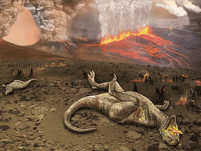 Có thể bạn đã biết: Khủng long chính là những sinh vật đen nhất lịch sử Trái đất - Ảnh 3.