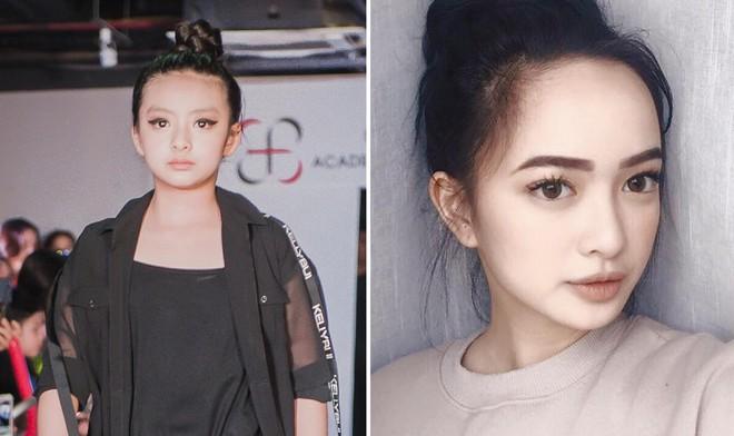 Tự tin catwalk, con gái 9 tuổi của siêu mẫu Thuý Hằng gây chú ý vì cực giống Kaity Nguyễn - Ảnh 2.