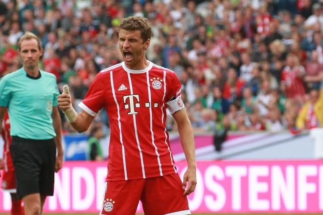 Tân binh James Rodriguez giúp Bayern bảo vệ thành công Telekom Cup - Ảnh 11.