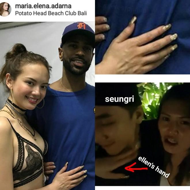 Bắt gặp Seungri (Big Bang) thân mật với mỹ nữ nóng bỏng nhất Philippines tại Bali - Ảnh 4.