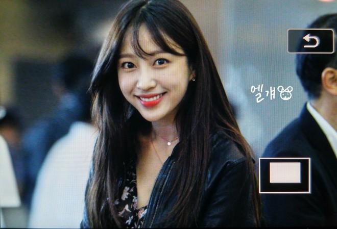 Chỉ bằng vài cái hất tóc, mỹ nhân này đã vươn lên đẳng cấp nhan sắc nữ thần của Suzy và Yoona - Ảnh 10.
