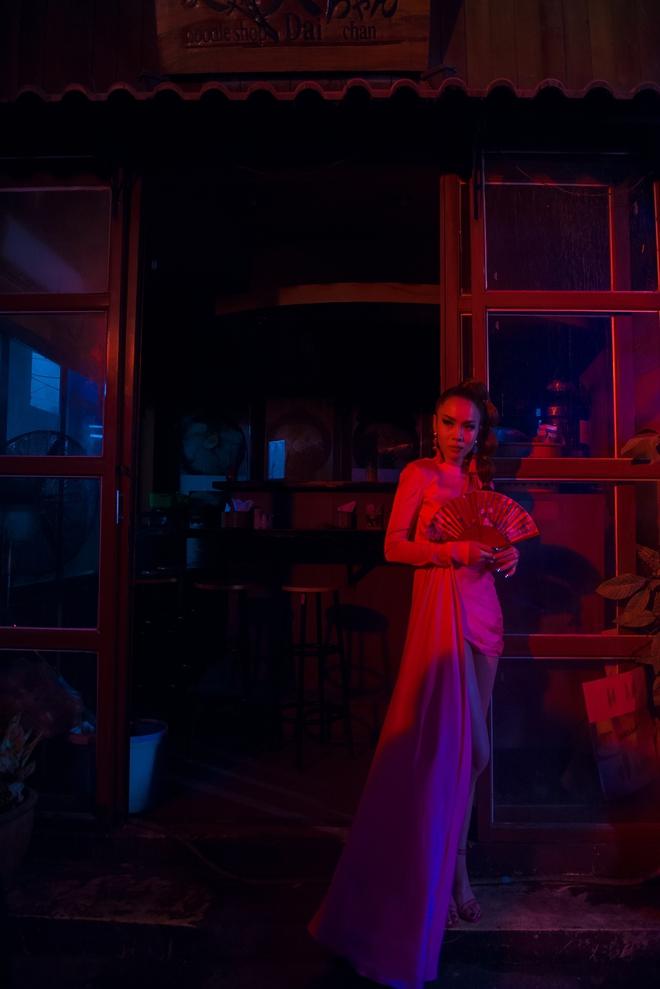 Hậu The Remix, Yến Trang hoá nàng Geisha ma mị trong MV mới - Ảnh 8.