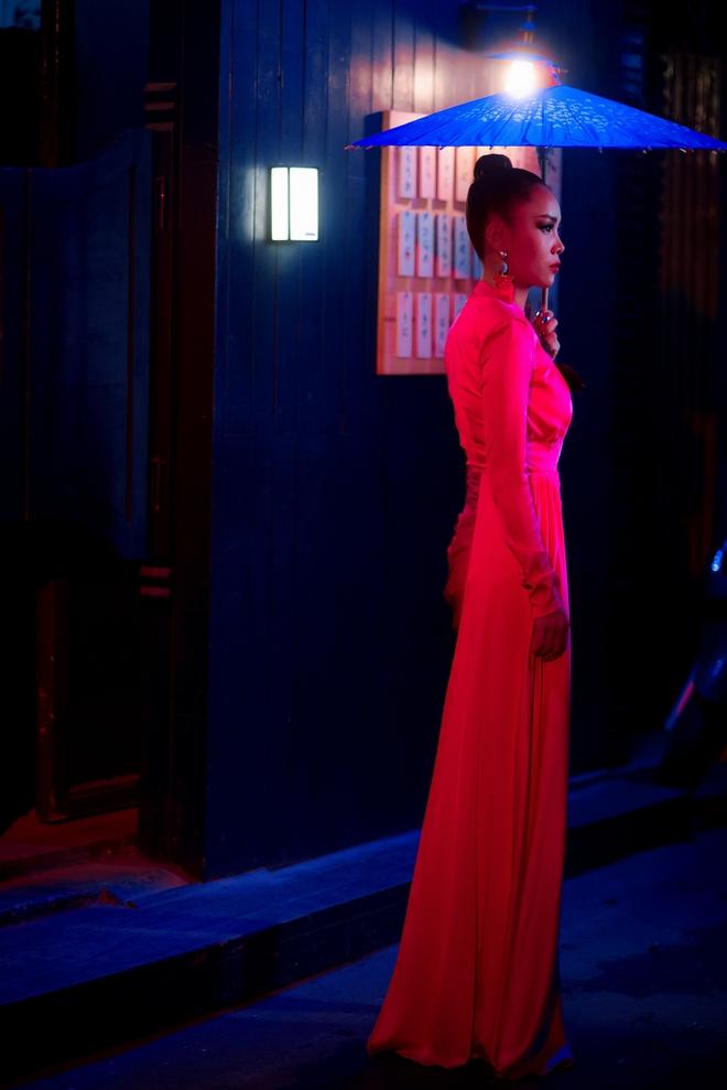 Hậu The Remix, Yến Trang hoá nàng Geisha ma mị trong MV mới - Ảnh 9.