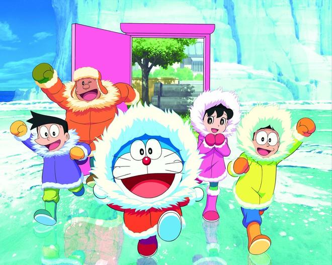 Hè này nhất định cùng Doraemon đi trốn nóng đến tận Nam Cực Kachi Kochi! - Ảnh 3.