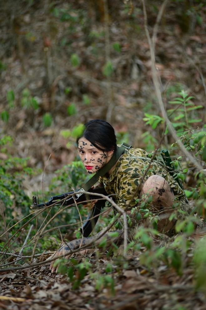 Hương Giang Idol: Tôi choáng ngợp và bị sốc với kỷ luật quân đội trong Sao nhập ngũ - Ảnh 7.