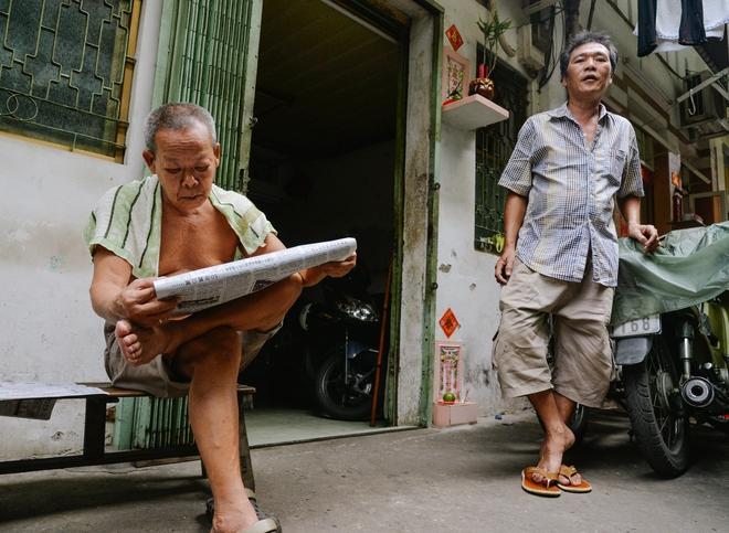 Chuyện về con hẻm 100 năm tuổi đậm chất Hong Kong giữa lòng Sài Gòn mang tên Hào Sỹ Phường - Ảnh 5.