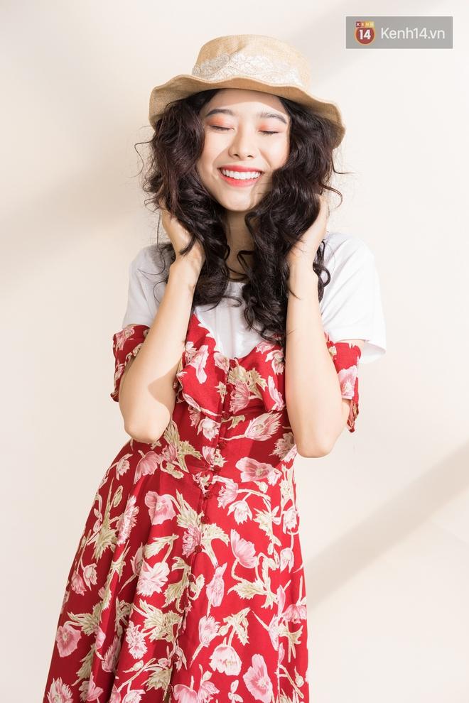 Váy hoa có tới 6 công thức mix cực yêu đảm bảo nàng nào cũng mê tít - Ảnh 2.