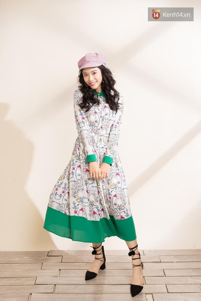 Váy hoa có tới 6 công thức mix cực yêu đảm bảo nàng nào cũng mê tít - Ảnh 7.