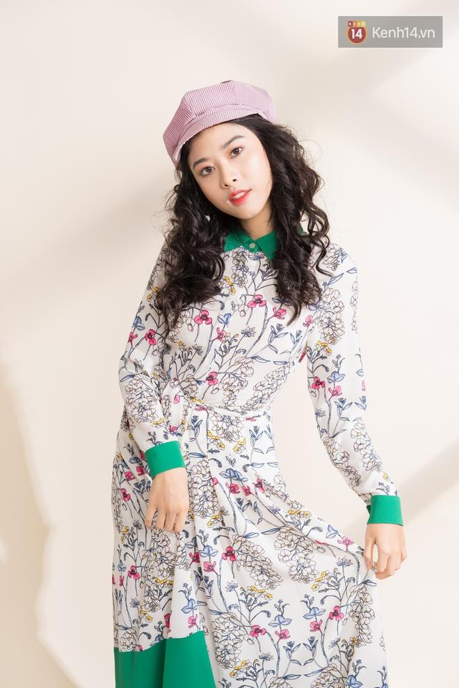 Váy hoa có tới 6 công thức mix cực yêu đảm bảo nàng nào cũng mê tít - Ảnh 9.