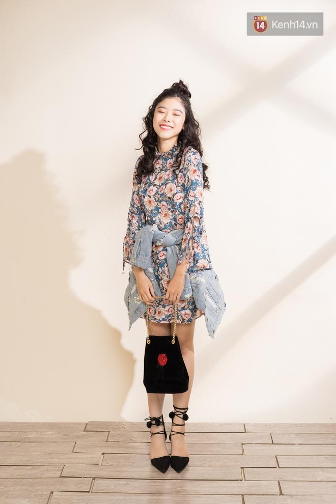 Váy hoa có tới 6 công thức mix cực yêu đảm bảo nàng nào cũng mê tít - Ảnh 16.