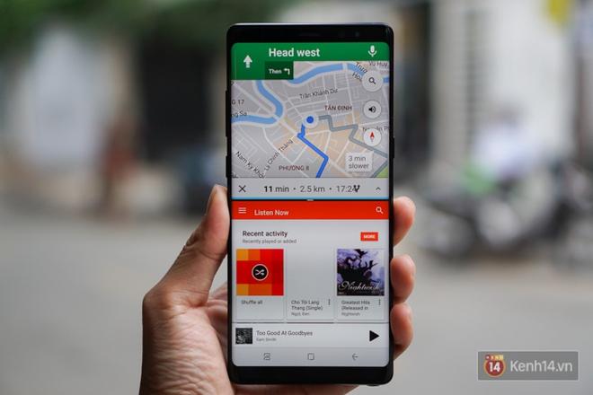 Thủ thuật hay trên Galaxy Note8: mở 1 lần 2 ứng dụng, cực kỳ tiện lợi - Ảnh 8.