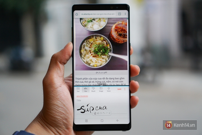 Thủ thuật hay trên Galaxy Note8: mở 1 lần 2 ứng dụng, cực kỳ tiện lợi - Ảnh 12.