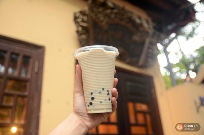 Trước khi có Gongcha, Royaltea, Dingtea... đây là những quán trà sữa đầu tiên của giới trẻ Hà Nội - Ảnh 24.
