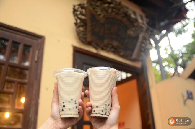Trước khi có Gongcha, Royaltea, Dingtea... đây là những quán trà sữa đầu tiên của giới trẻ Hà Nội - Ảnh 23.