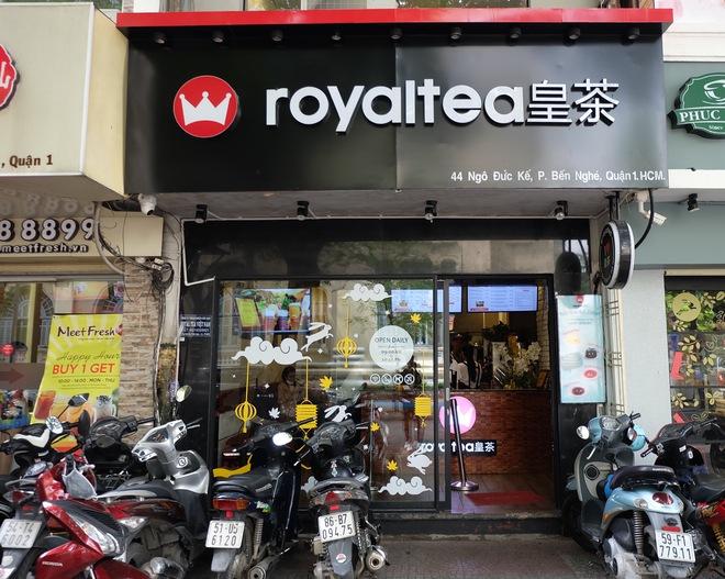 """Chủ sở hữu của các chuỗi Royaltea tại Hà Nội, Sài Gòn: """"Thương hiệu Royaltea không được bảo hộ nên ai cũng có thể kinh doanh mà không vi phạm pháp luật"""" - Ảnh 10."""