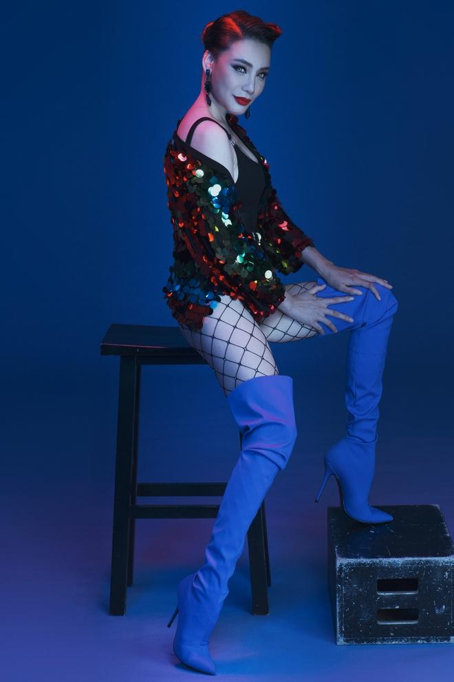 Giữa rừng ballad phủ sóng Vpop, Hồ Quỳnh Hương lột xác đầy cá tính để chuyển mình sang dòng nhạc dance - Ảnh 9.